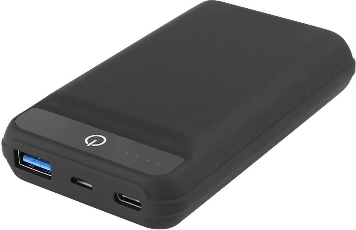 Fontastic Lader »Powerbank Tabit, 10.000mAh, USB-A, Typ-C«