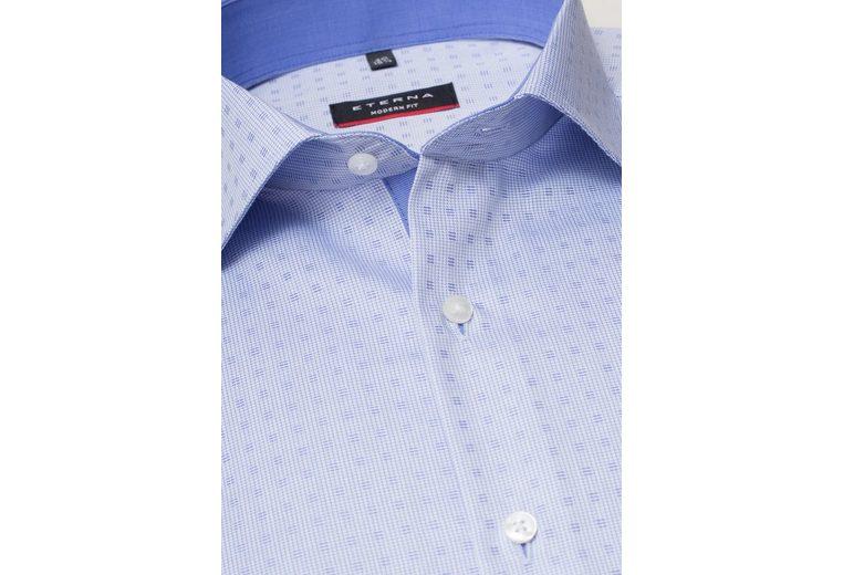 Bilder Zum Verkauf ETERNA Langarm Hemd Langarm Hemd MODERN FIT Spielraum Bestseller Limitierte Auflage Online-Verkauf s35I0zW