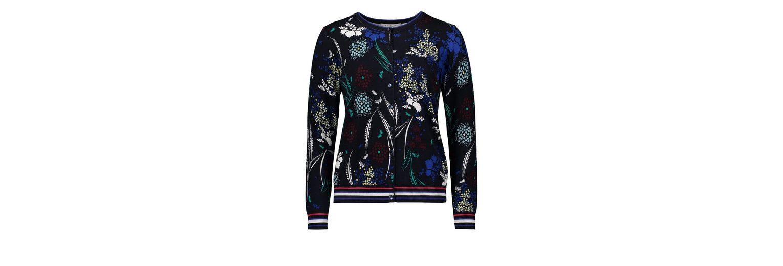 Betty Barclay Strickjacke mit floralem Allover Muster Verkauf 100% Garantiert Billig Verkaufen Authentisch AKHVHMYCT