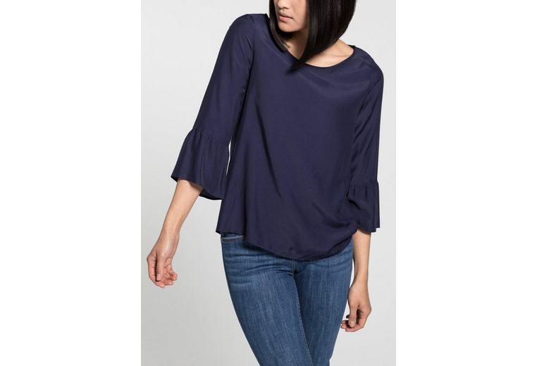 ETERNA Dreiviertelarm Bluse Dreiviertelarm Bluse MODERN CLASSIC Online Einkaufen Orange 100% Original Empfehlen Zum Verkauf 9u9jI