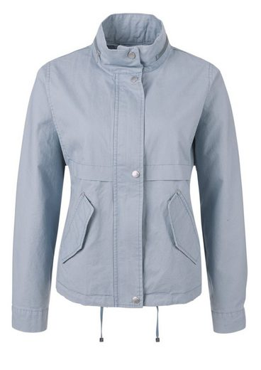 s.Oliver RED LABEL Twill-Jacke mit Waschung