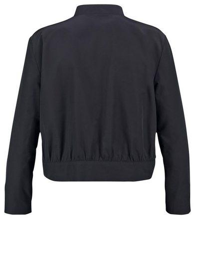 Samoon Blazer Long Sleeves Lined Easier Blouson