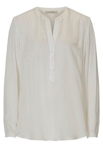 Betty Barclay Bluse mit Pailletten- Details