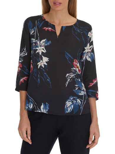 Betty&Co Bluse mit floralem Muster