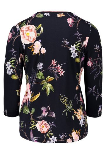 Betty Barclay Shirt Mit Allover Blumenprint