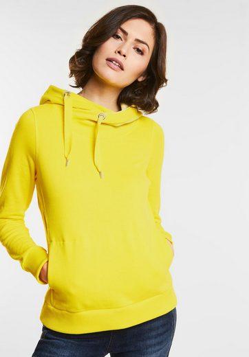 Street One Kuscheliger Kapuzensweater