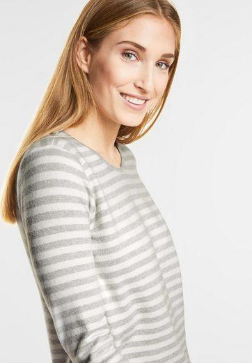 CECIL Weiches Streifenshirt Arina