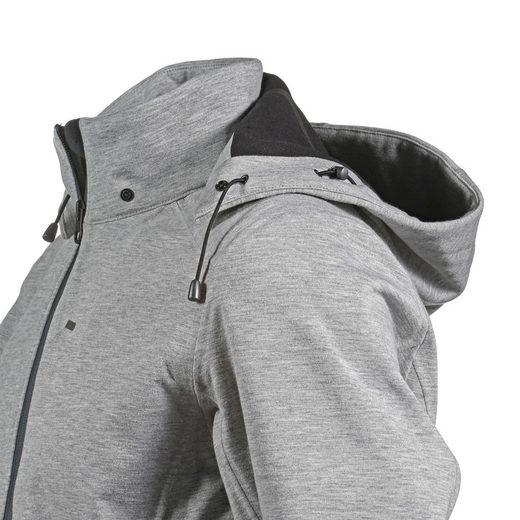Checkbook Softshell Jacket