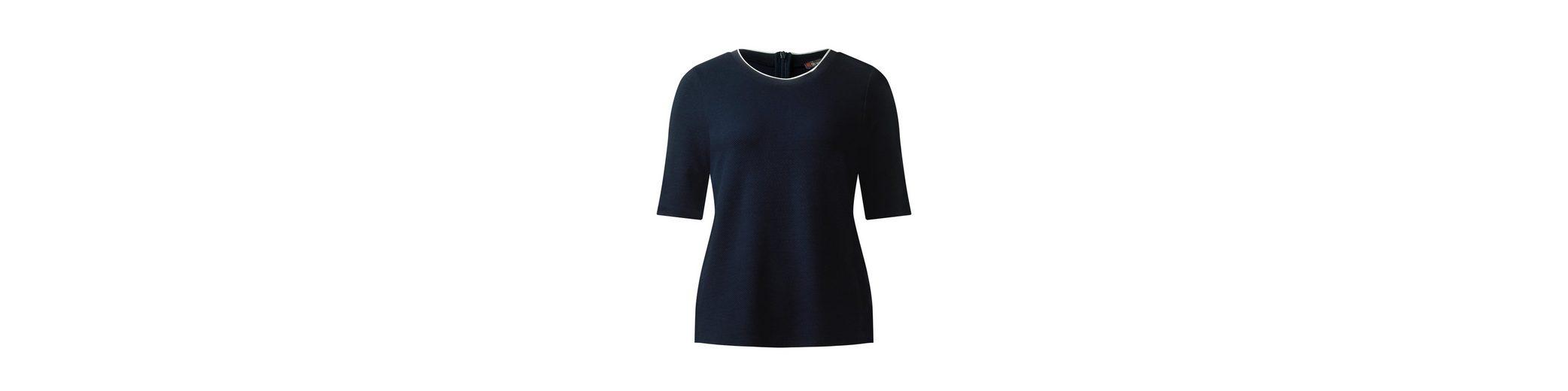 Billig Verkaufen Pick Eine Beste Street One Weiches Rippstrick Shirt Auslass Verkauf Online Rabatt Kaufen Billig Bester Großhandel Steckdose Neue Stile DI0Gsy