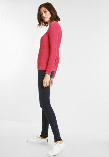 Street One Weicher Strickpulli Leah