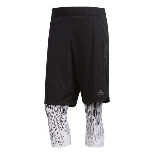 adidas Performance Shorts Electric Two-in-One