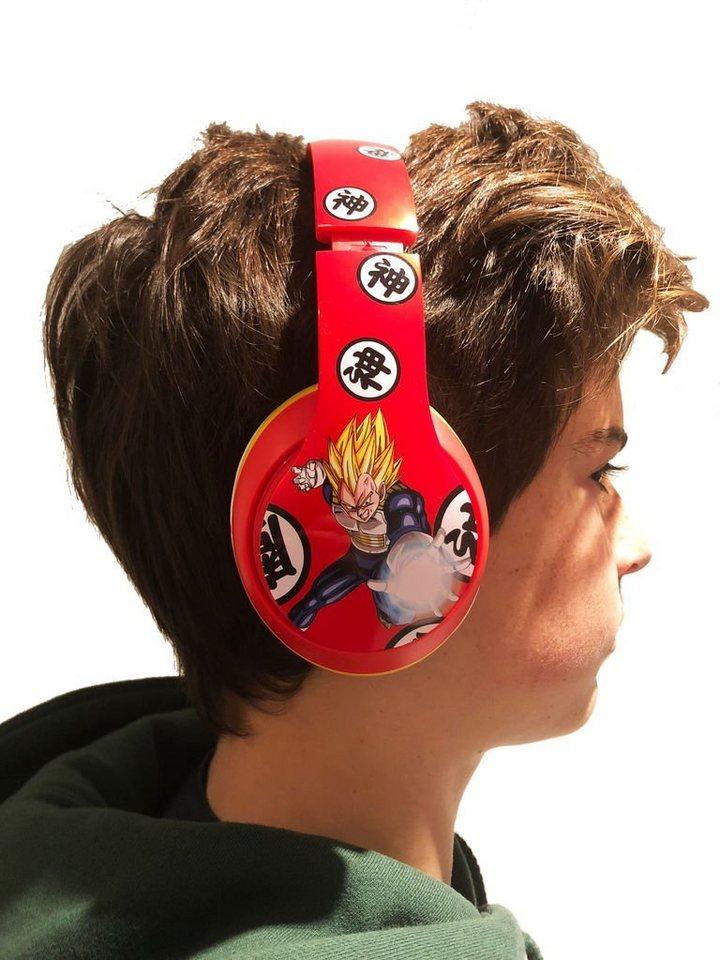 Teknofun PC - Zubehör »Dragonball Z Goku & Vegeta Kio Stereo Kopfhörer«