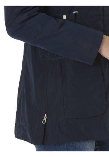 Betty Barclay Outdoorjacke mit Stehkragen im modernen Stil