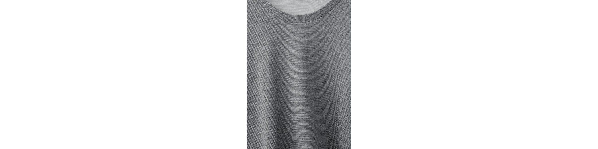 CECIL 3/4-Arm Shirt mit Raffungen Billig 2018 dZjHM71gh
