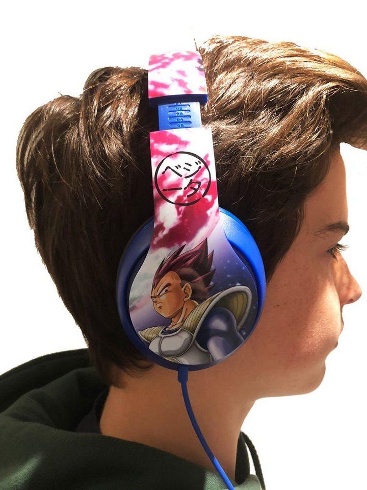 Teknofun PC - Zubehör »Dragonball Z Goku & Vegeta Space Stereo Kopfhörer«
