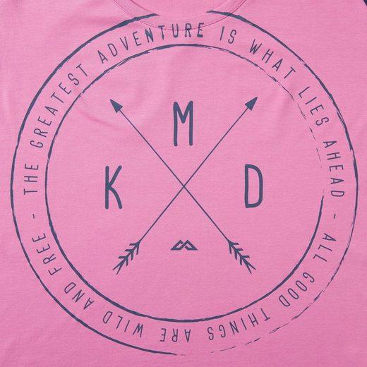 Kathmandu T-Shirt mit Print KMD