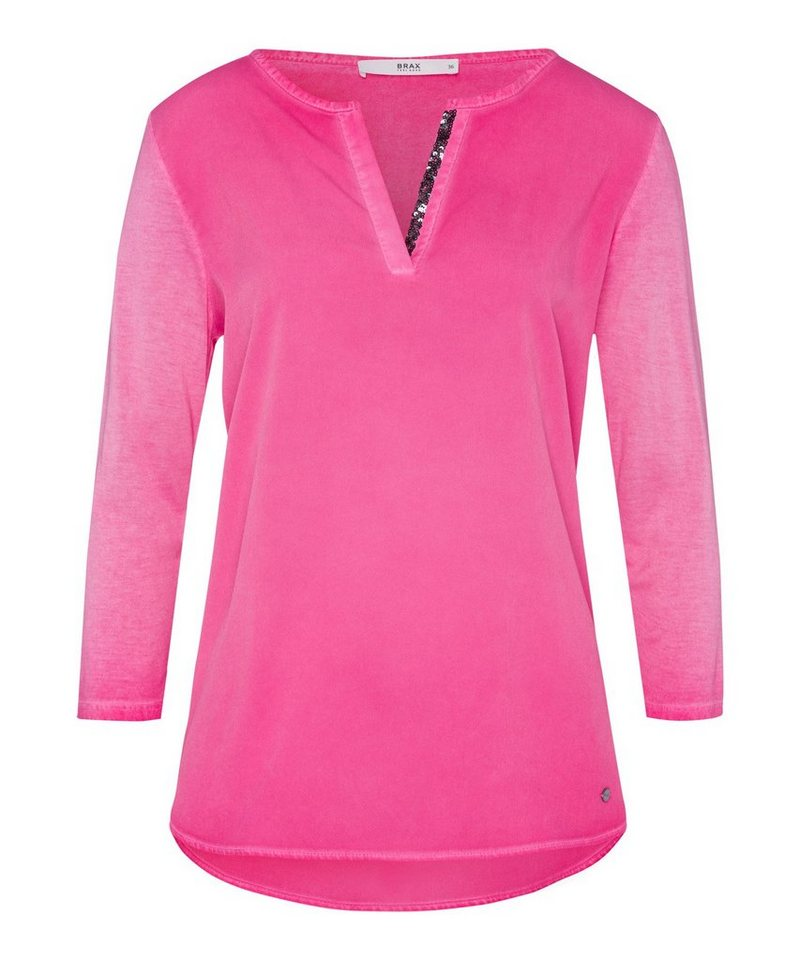 BRAX Style Claire »Hybrid: Viskose-Shirt in eleganter Optik«