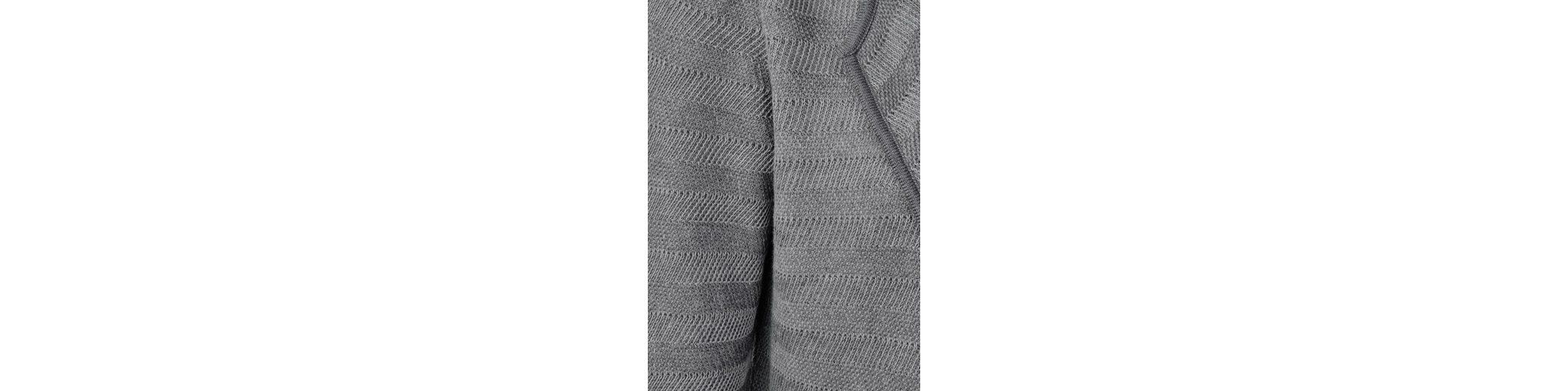 Spielraum Shop Online-Verkauf Freies Verschiffen Nagelneues Unisex CECIL Strukturmix Open Cardigan Billig Neueste Rabatt Kosten 2018 Unisex Zum Verkauf z93lE08