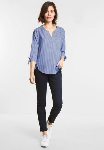 Grind Street One Stripe Blouse With