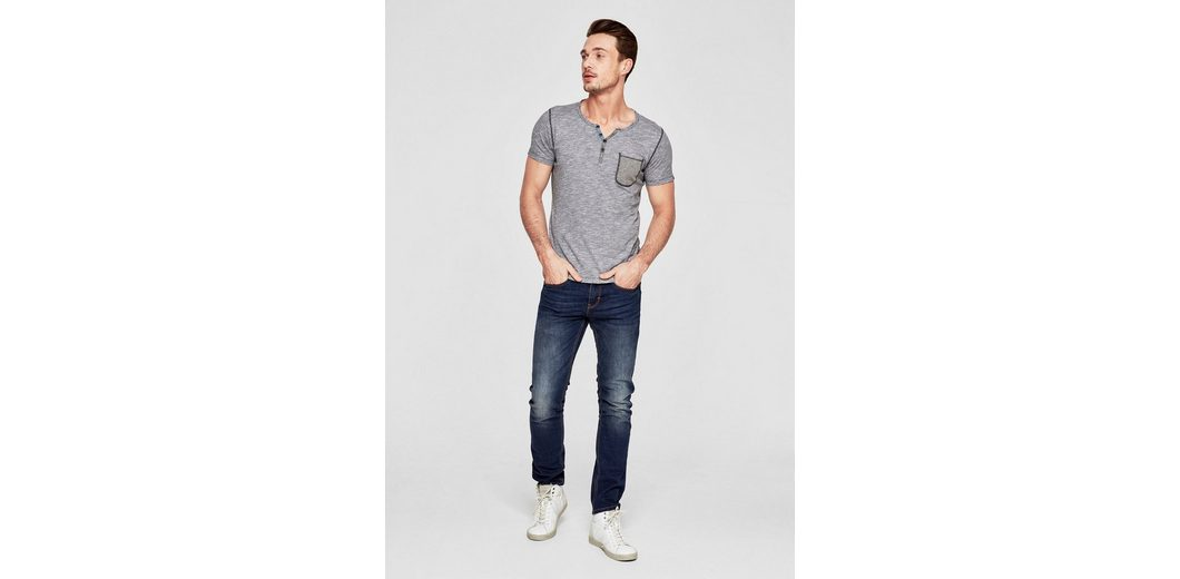 s.Oliver RED LABEL Close Slim: Dunkle Denim Rabatt-Codes Spielraum Store Rabatte Verkauf Größten Lieferanten Freies Verschiffen Veröffentlichungstermine T8mDH