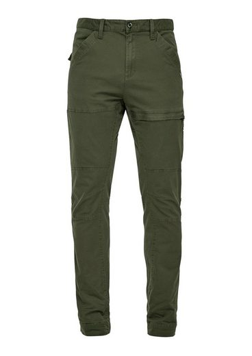 S.oliver Red Label Scube Relaxed: Lässige Twill-hose