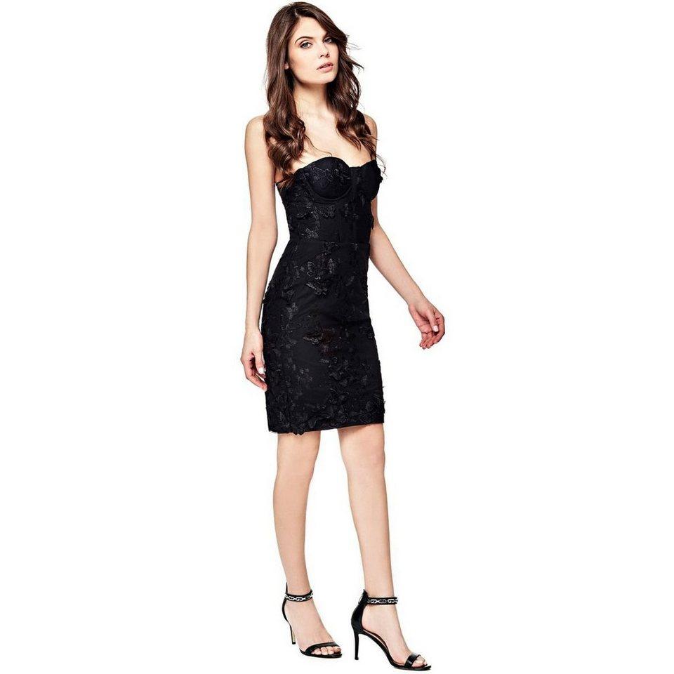 Guess Off-Shoulder-Kleid online kaufen   OTTO
