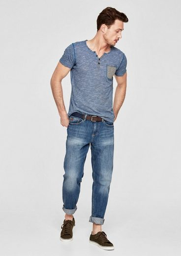 S.oliver Red Label Scube Relaxed: Jeans Mit Gürtel