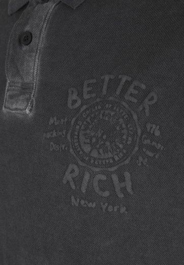 Better Rich Poloshirt University