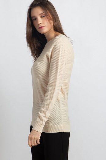 Finn Flare Pullover in schlichtem Design