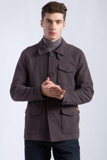 Finn Flare Jacke mit geradem Schnitt