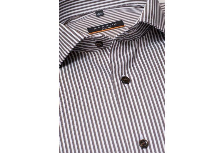 ETERNA Langarm Hemd Langarm Hemd SLIM FIT Günstig Kaufen Shop Günstigste Online-Verkauf Wie Viel Zu Verkaufen Günstig Kaufen Manchester Großen Verkauf QYOqAyp