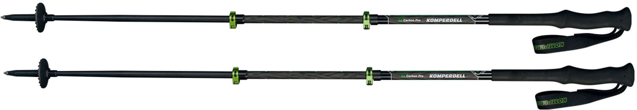 Komperdell Wanderstock »C3 Carbon Pro Poles«