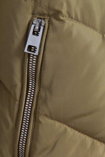 Finn Flare Daunenjacke mit verlängertem Rücken