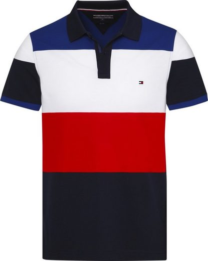 Tommy Hilfiger Poloshirt LEGENDARY ENGINEERED SLIM POLO