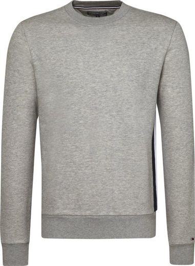 Tommy Hilfiger Sweatshirt STRIPE LOGO SWEATSHIRT