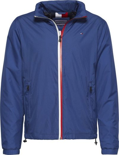 Tommy Hilfiger Jacke RED WHITE ZIP JACKET