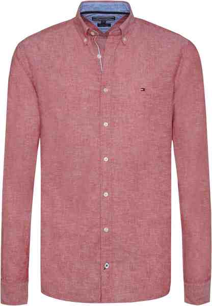 Tommy Hilfiger Hemd »COTTON LINEN SHIRT«