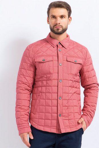 Finn Flare Freizeitjacke mit Hemdkragen