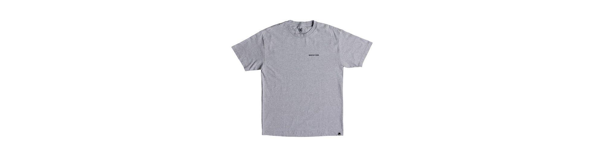 2018 Neuer Online-Verkauf Gutes Verkauf Günstig Online DC Shoes T-Shirt Embroidered HLdzb