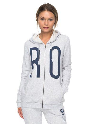 Roxy Kapuzenpulli mit Reißverschluss More Summer