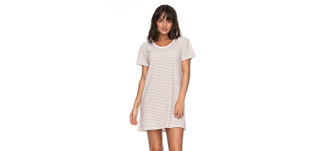 Roxy T-Shirt-Kleid Just Simple Stripe Shop-Angebot Günstiger Preis rdEKX3HTow
