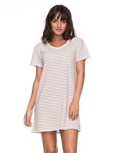 Roxy T-Shirt-Kleid Just Simple Stripe