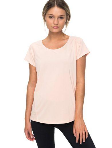 Roxy Functional T-shirt Vanilla Temptation