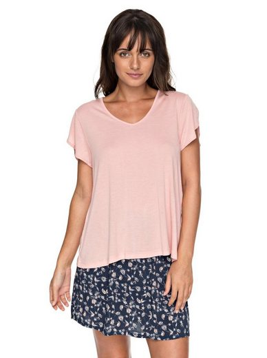 Roxy Kurzarm Top All About Sun