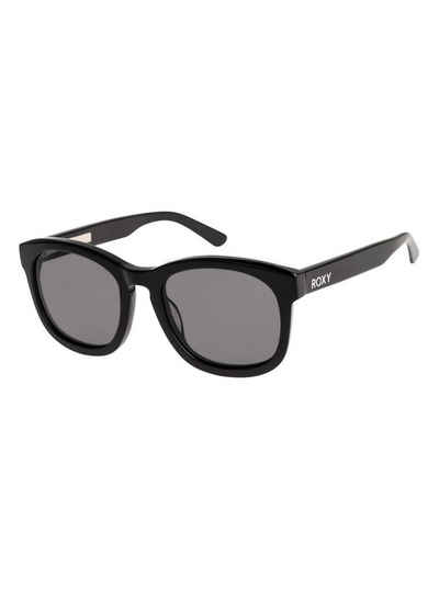 Roxy polarisierte Sonnenbrille »Miller«, bunt, Black/polarized grey