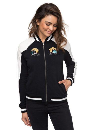 Roxy Bomberjacke aus Sweatshirtstoff Perfect B