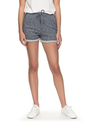 Roxy Sweat Shorts Trippin Stripe