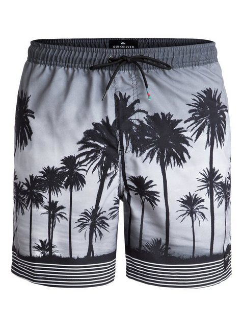 Quiksilver Schwimmshorts »Sunset Vibes 17« | Sportbekleidung > Sporthosen > Sportshorts | Schwarz | Quiksilver