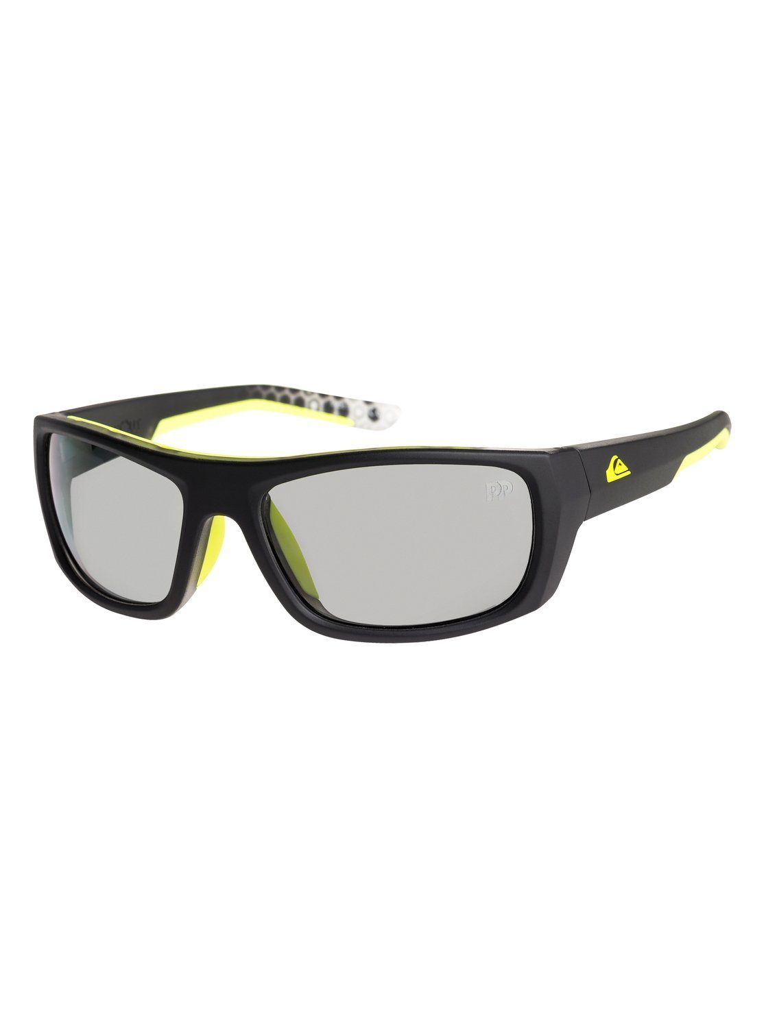 Quiksilver Sonnenbrille »Hideout Polarised Floatable«, bunt, black/ green