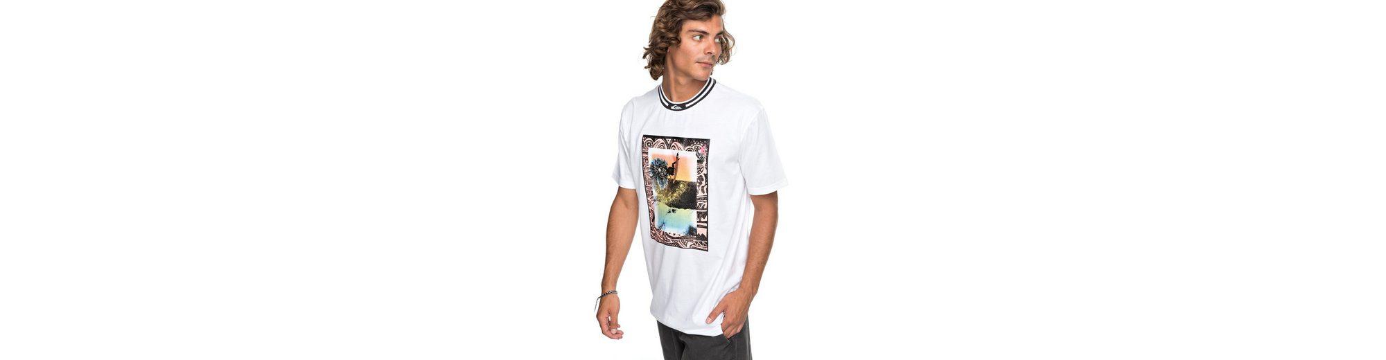 Quiksilver T-Shirt Barrel Day Gefälschte Online-Verkauf Billig Ausverkauf GhogaEKga